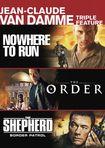 Nowhere To Run/the Order/the Shepherd: Border Patrol [2 Discs] (dvd) 24828218