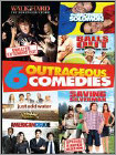 Outrageous Comedies - 6 Movie Set [2 Discs] (DVD)