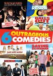 Outrageous Comedies: 6 Movies [2 Discs] (dvd) 24834698