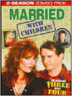 Married... With Children: Season 3 & 4 [4 Discs] (Boxed Set) (DVD)