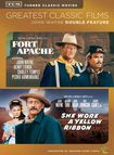 Tcm Greatest Classic Films: John Wayne - Fort Apache/she Wore A Yellow Ribbon [2 Discs] (dvd) 24836452