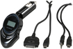 Scosche - TuneFreq Digital FM Transmitter for Apple® iPod® - Black