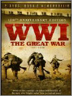 Wwi The Great War: 100th Anniversary Memorabilia (DVD)