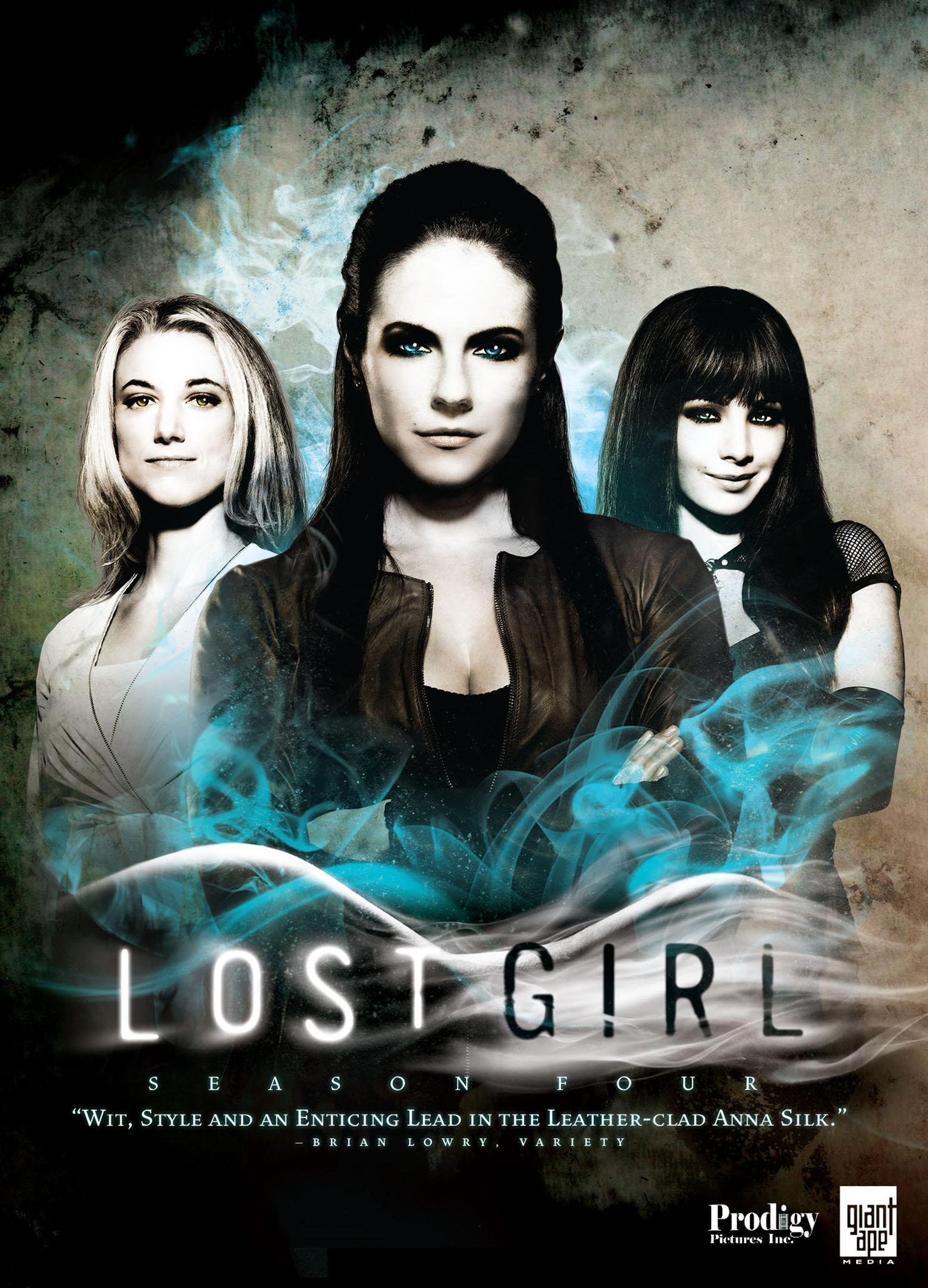 Lost Girl: Season Four [5 Discs] (dvd) 24914923