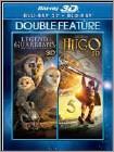 Legend Of The Guardians: Owls Ga'hoole / Hugo (blu-ray 3d) 6435027