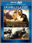 Clash Of The Titans / Wrath Of The Titans (blu-ray 3d) (2 Disc) 6435045