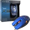 EVGA - TORQ X3L Laser Gaming Mouse - Blue