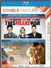 Water For Elephants/This Means War [2 Discs] (Blu-ray Disc)