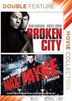 Broken City/max Payne [2 Discs] (dvd) 25006364