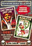 Grindhouse Double Shock Show: Count Dracula's Great Love/maneater Of Hydra (dvd) 25006877