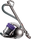 Dyson - Cinetic Animal Bagless Canister Vacuum - Iron/Purple