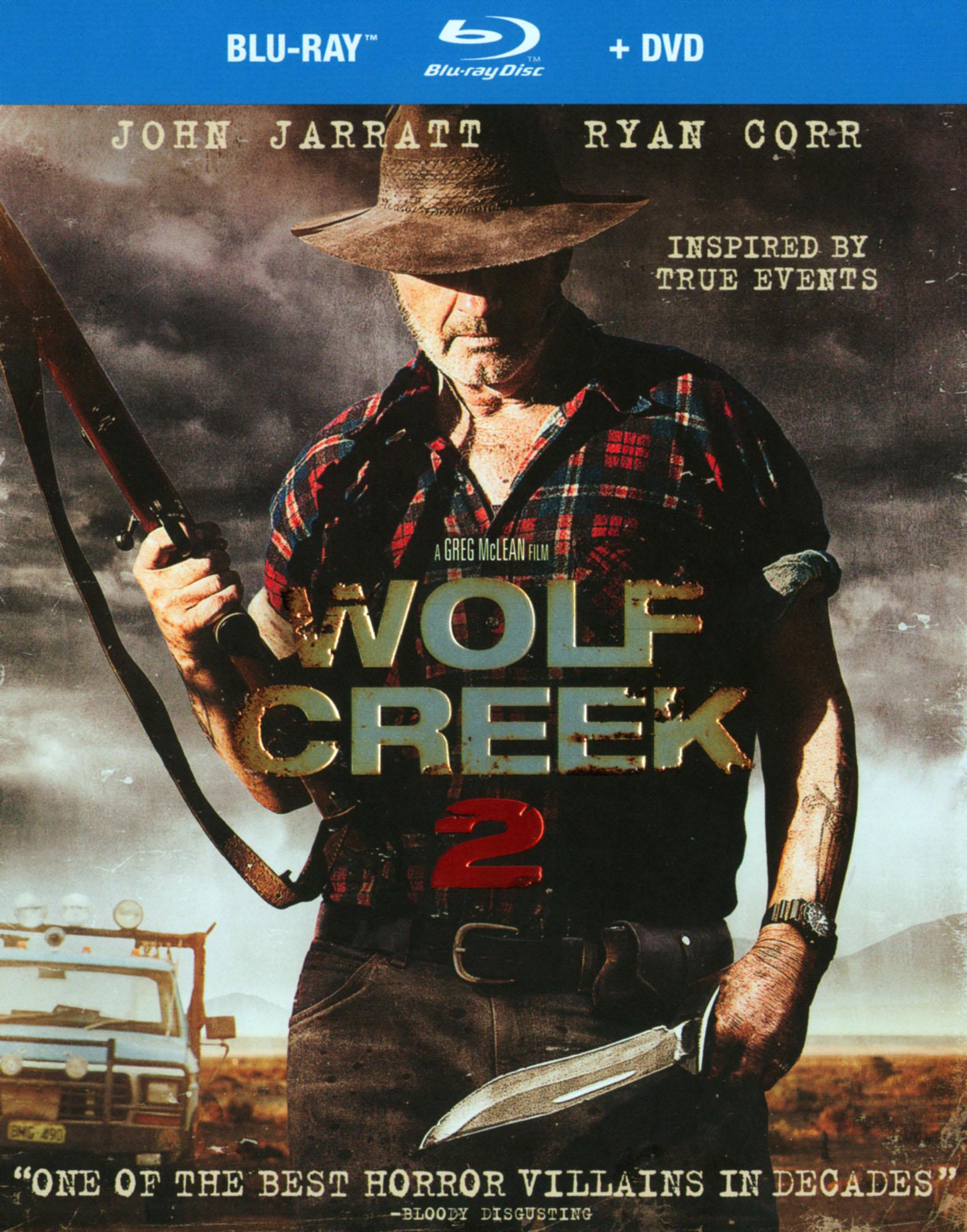 Wolf Creek 2 [2 Discs] [blu-ray/dvd] 25028319