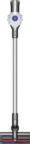 Dyson - V6 Bagless Cordless Stick Vac - White/Iron/Natural