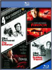 4 Film Favorites: Clint Eastwood Action [4 Discs] (Blu-ray Disc)