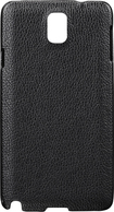 Rocketfish™ - Snap Cover for Samsung Galaxy Note 3 Cell Phones - Black