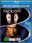 Face/Off /Snake Eyes [2 discs] (Blu-ray Disc)