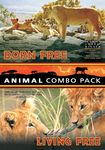 Animal Combo Pack: Born Free/living Free (dvd) 25102843