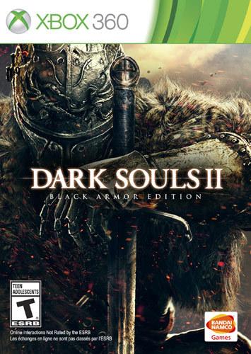 Dark Souls II Black Armor Edition - Xbox 360