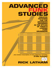 Alfred - Advanced Funk Studies Instructional Book and CDs