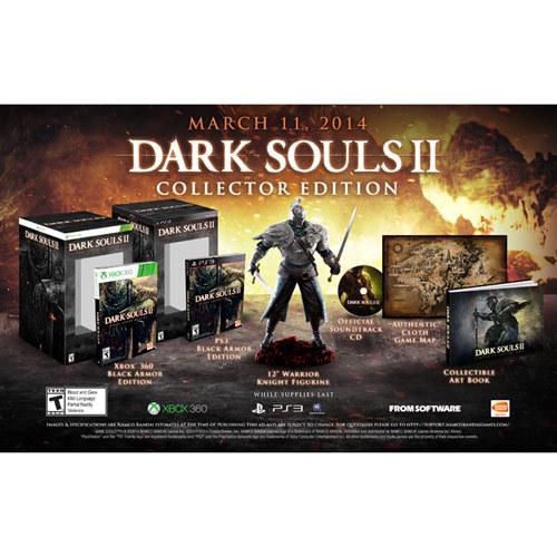 Dark Souls II: Collector's Edition - Xbox 360
