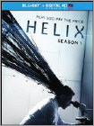 Helix: The Complete First Season (Blu-ray Disc) (3 Disc) (Ultraviolet Digital Copy)