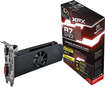 XFX - Core Edition Radeon R7 240 2GB DDR3 PCI Express Graphics Card - Black