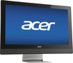 "Acer - Aspire Z 23"" Touch-Screen All-in-One - Intel Core i3 - 8GB Memory - 2TB Hard Drive - Black/Silver"