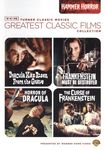Tcm Greatest Classic Films Collection: Hammer Horror [2 Discs] (dvd) 2517115