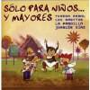 Solo Para Ninos Y Mayores-Various-CD