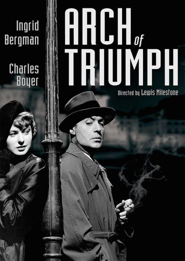Arch Of Triumph (dvd) 25179965