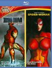 Marvel Knights: Iron Man/spider Woman [blu-ray] 2518114