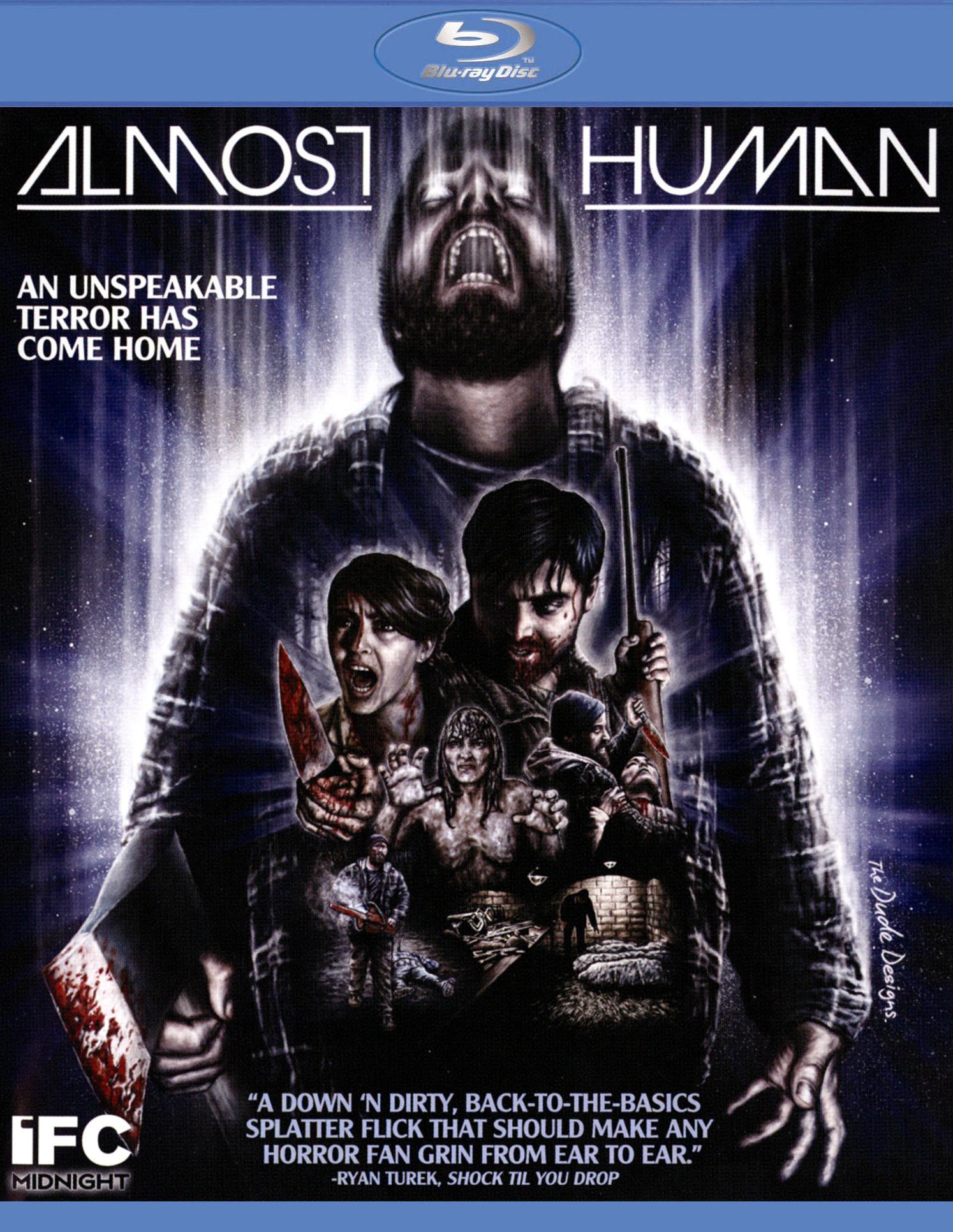 Almost Human [blu-ray] 25206249