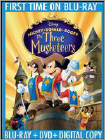 The Three Musketeers (Blu-ray Disc) 2004