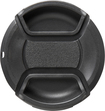 Rocketfish™ - 49mm Lens Cap - Matte Black