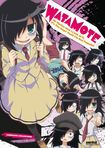 Watamote: Complete Collection [3 Discs] (dvd) 25277711