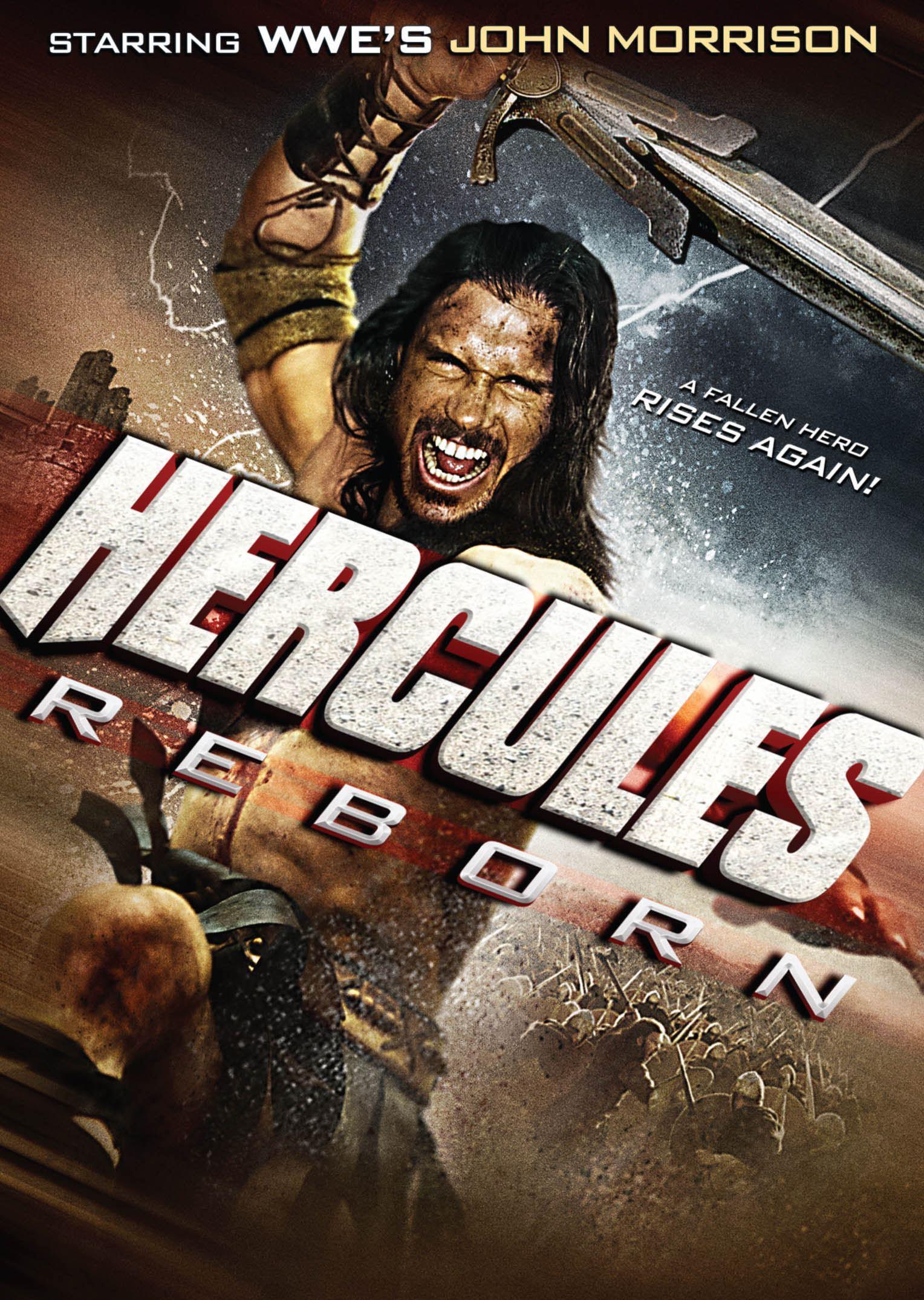 Hercules Reborn (dvd) 25309098