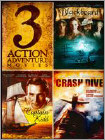 3-Movie Action Adventure (DVD)