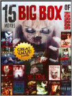 15-Movies Big Box Of Horror 2 (3 Disc) (DVD)