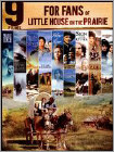 9-Movies For Fans Of Little House On The Prairie (DVD)