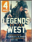 4-MOVIE LEGENDS OF THE WEST 2 / (FULL) (DVD)