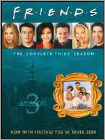 Friends: The Complete Third Season [4 Discs] (Anniversary Edition) (DVD) (Eng)