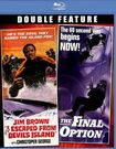 I Escaped From Devil's Island/the Final Option [blu-ray] 25355803