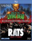 Hell Of The Living Dead/rats: Night Of Terror [blu-ray] 25376404