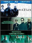 Matrix/Matrix Reloaded/Matrix Revolutions (Blu-ray Disc)