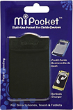 MiButton - Pocket for Most Tablets and Mobile Phones - Black