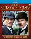 The Adventures Of Sherlock Holmes [3 Discs] [blu-ray] 25418559