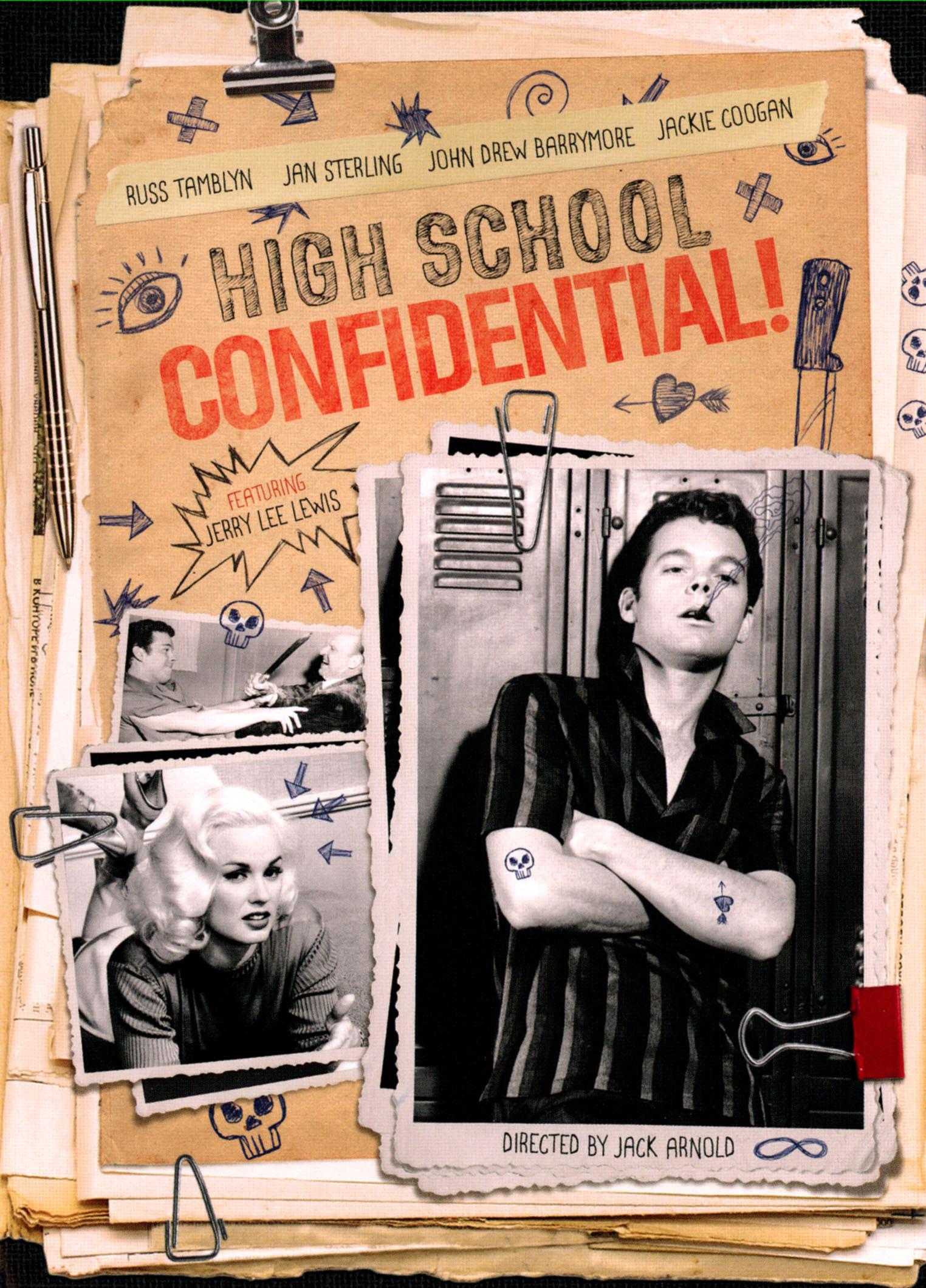 High School Confidential (dvd) 25422924