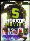 5-Movie Horror Pack 6 (DVD)