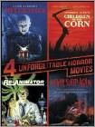 4 Unforgettable Horror Movies [3 Discs] (DVD)