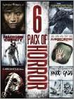 6-Pack Of Horror (DVD)